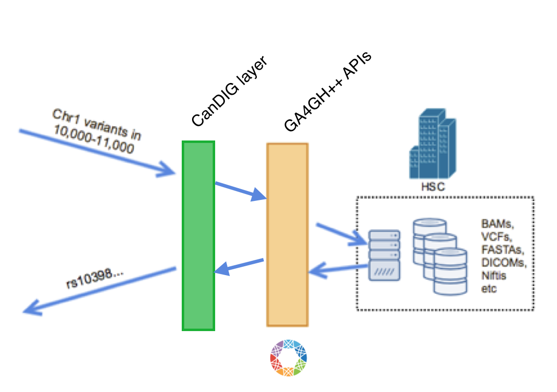 All Data Access is API-based